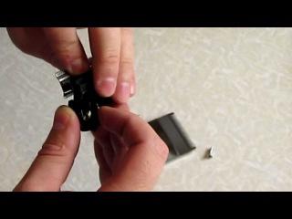 Ремонт ножа от машинки для стрижки MOSER 1871 ChromStyle