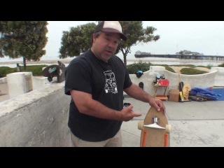 Longboard Carving Trucks by Revenge Truck Company