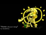 [25k Sub Special!] Home (Zecora's Song) - Original MLP Song by MandoPony