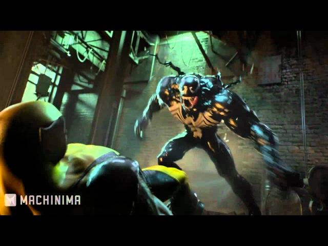 Marvel Avengers Battle for Earth E3 2012 Trailer [HD]