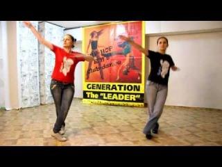 Лидер Dance-урок 7 к флэшмобу.wmv