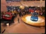 95 Motor Show Rover 200 &amp MGF launch
