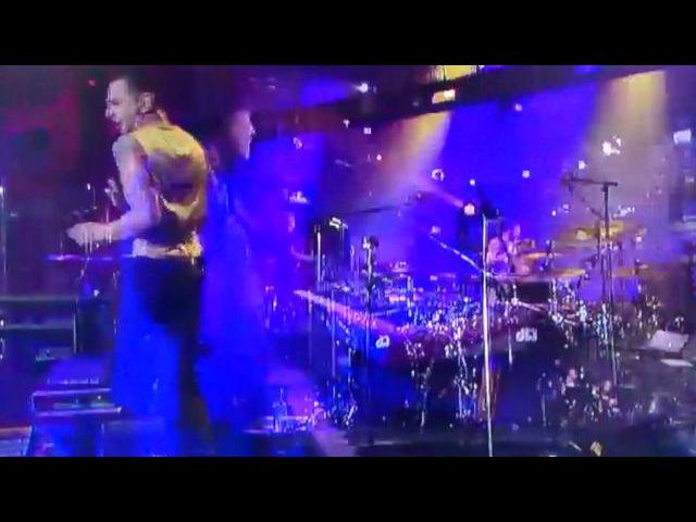 Depeche Mode 'Enjoy The Silence' @Live On Letterman 03.11.2013