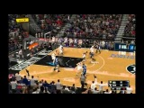NBA 2K 14 Бруклин - Индиана: 2-я половина