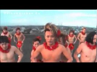 Музыка Голые парни Японии   band