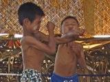бои на голых кулаках бирма-1