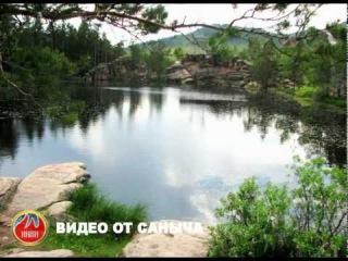 Таинственный  шайтан коль - чертово озеро.