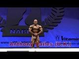 Anthony Bailes (U.K.), NABBA Worlds 2012 - Men Overall Winner