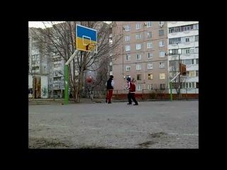 Привет пацанам с данк тиви !12.03.2012 в Запорожье Весна !!!