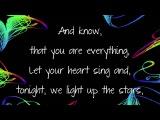 Goo Goo Dolls - All That You Are lyrics on screen (Transformers 3: Dark Of The Moon)