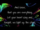 Goo Goo Dolls - All That You Are lyrics on screen (Transformers 3: Dark Of The Moon)