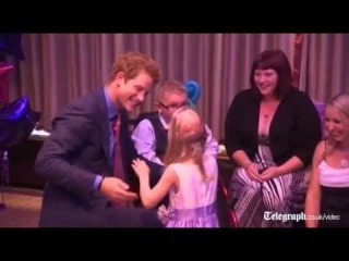 Prince Harry at WellChild awards in first appearance since naked photos in Las Vegas