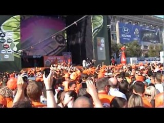 EURO 2012, Netherlands vs Germany - Kharkiv, 13.06.2012