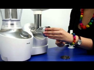 Обзор кухонного комбайна Philips HR 7766
