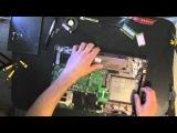 DELL VOSTRO A860 laptop take apart video, disassemble, how to open