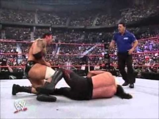 Batista vs Undertaker Highlights - Backlash 2007