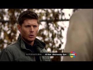 Сверхъестественное Supernatural канадское промо 8 сезон 7 серия ENG