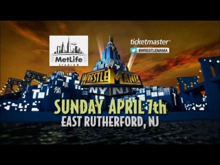 (WWE.my1.ru) WrestleMania 29 Tickets On Sale November 10th