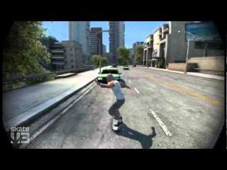 Skate 3 Нарезка Трюков