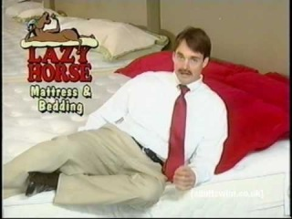 [adult swim] : Tim & Eric Awesome Show, Great Job! - Lazy Horse Matress Ad