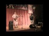 гр АФГАНСКИЙ БЛОКНОТ концерт в госпитале Ветеранов Войн 08 06 2012 года