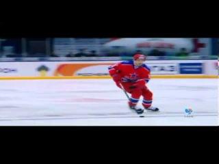 Хоккей - Супер буллит Павла Дацюка в ворота
