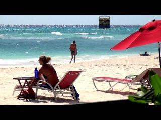 Beautiful Beach Playa del Carmen Mexico