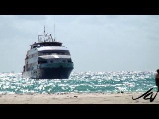 Fantastic Playa Del Carmen Beach - Riviera Maya Mexico - YouTube