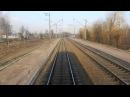 ПОСЛЕДНИЙ ВАГОН: Вид из окна поезда на окружающий мир...