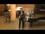 Ehsan Saboohi - «Прощальная соната» для кларнета соло