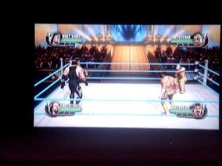 Обзор на игру WWE All Stars (часть1)
