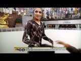 Johnny Weir - Today Show, Poker Face 10-28-11