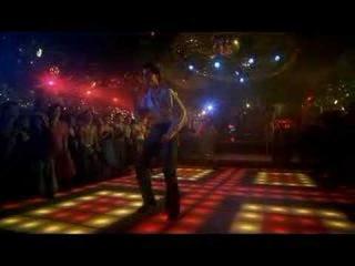 Saturday Night Fever - Траволта танцует