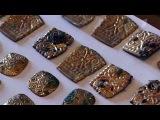 Золото древних алан едва не разошлось по частным коллекциям - Первый канал