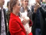 Lena Katina (t.A.T.u.) - Fan-meeting (part 02) 14.04.2009