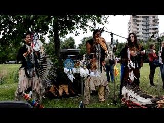 Pakarina Пушкин 2012 ч.10 Movimiento indigena