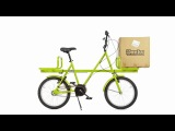 Donky Bike - DONKY BIKE IS A VERSATILE LOAD CARRIER