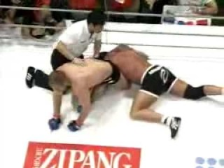 Fedor Emelianenko Vs. Mark Coleman High Quality