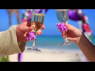 The wedding for Elena and Pavel 15.11.2012 in Dominican Republic, Punta Cana, Cap Cana