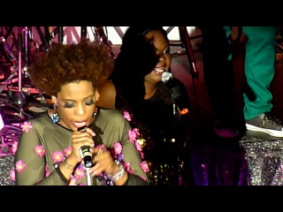 Macy Gray - I Try -- Live in Athens at Fuzz Club - 24.11.2012