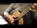 Jordan Cosma - Your Eyes (La Boum 2) (Arrangement Guitare Classique)