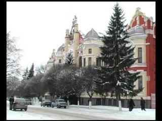 Красноград: зима-2013г