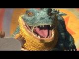 Видео к мультфильму «Пушистые против Зубастых 3D» (2012): Американский трейлер (дублированный)