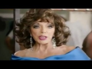 Aretha Franklin & Joan Collins: a diva in every man