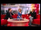 SIAN WILLIAMS  -  Breakfast  - Michael Bolton & Joan Collins