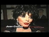 JOAN COLLINS - Private Lives on Showbiz Today