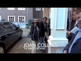 JOAN COLLINS IN AMSTERDAM