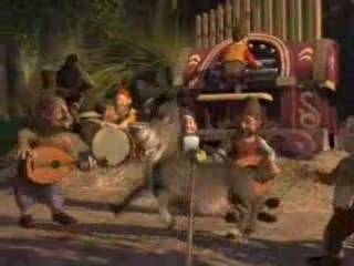 I'm A Believer Shrek Music Video