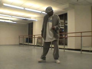 【Basic Movements Hip-Hop】 Happy Feet