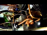 Cascade phase change system R22/CO2 (demo)